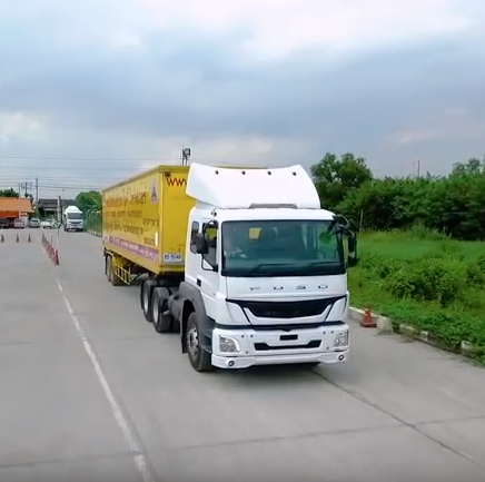 Fuso: Daimler One Stop Solution